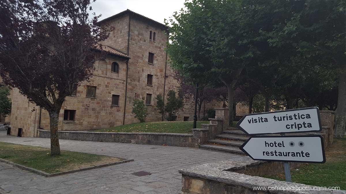 monasterio-de-leyre-navarra-entrada